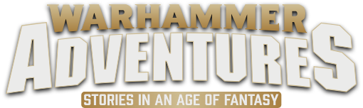 Warhammer Adventures: Stories in an age of fantasy