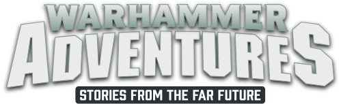 Warhammer Adventures: Stories from the far future
